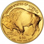 2006 American Buffalo Gold One Ounce Bullion Coin Reverse