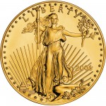 2006 American Eagle Gold One Ounce Bullion Coin Obverse