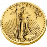 2007 American Eagle Gold One Ounce Bullion Coin Obverse