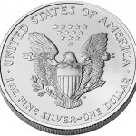 2007 American Eagle Silver One Ounce Bullion Coin Reverse