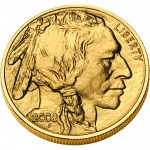 2008 American Buffalo Gold One Ounce Bullion Coin Obverse