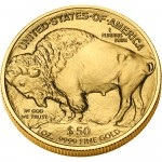 2008 American Buffalo Gold One Ounce Bullion Coin Reverse