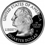 2009 DC US Territories Quarters Coin Proof Obverse