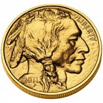 2011 American Buffalo Gold One Ounce Bullion Coin Obverse