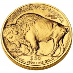 2011 American Buffalo Gold One Ounce Bullion Coin Reverse
