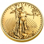 2011 American Eagle Gold One Ounce Bullion Coin Obverse
