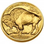 2012 American Buffalo Gold One Ounce Bullion Coin Reverse