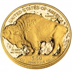 2012 American Buffalo One Ounce Gold Proof Coin Reverse
