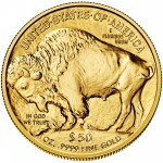 2014 American Buffalo Gold One Ounce Bullion Coin Reverse