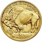 2016 American Buffalo Gold One Ounce Bullion Coin Reverse