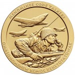 2008 Code Talkers Menominee Nation Bronze Three Inch Medal Obverse