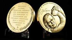 The Jack Nicklaus Congressional Gold Medal