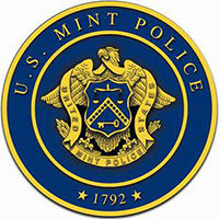 United States Mint Police Seal