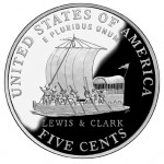 2004 Westward Journey Nickel Series Keelboat Proof Reverse