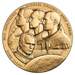 2011 New Frontiers Bronze Medal Obverse