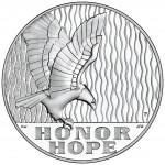 2011 September 11 Silver Medal Philadelphia Reverse