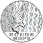 2011 September 11 Silver Medal West Point Reverse