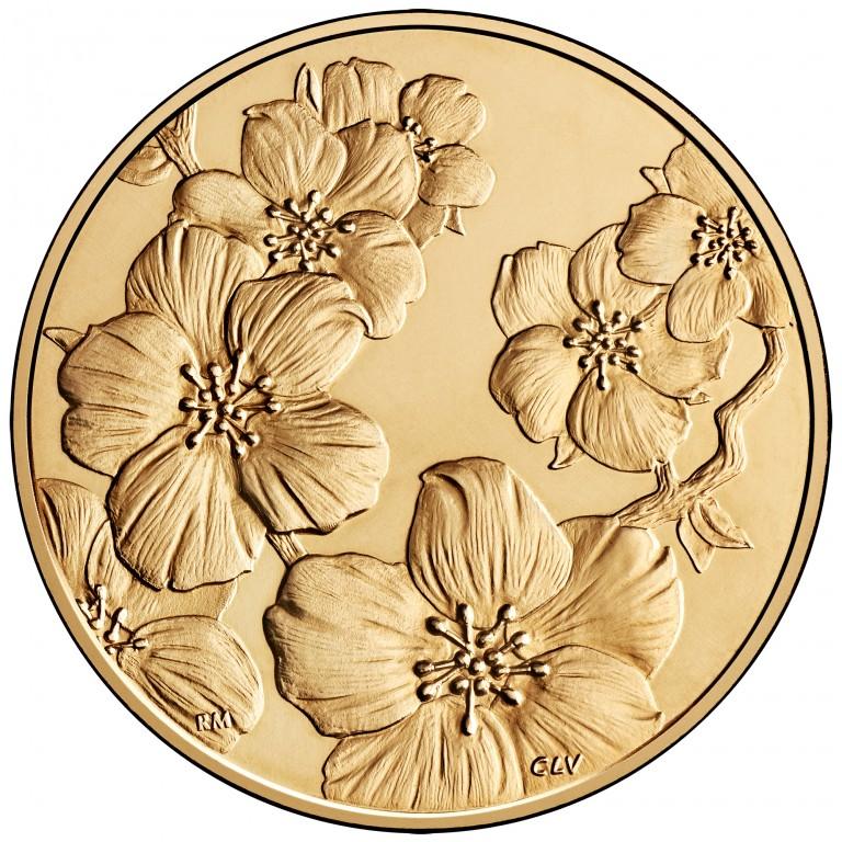 Helen Taft First Spouse Bronze Medal Reverse