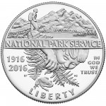2016 National Park Service Centennial Commemorative Clad Proof Obverse