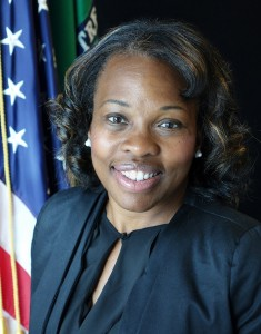 Sharlene Wallace, Division Chief, Planning & Analysis Branch