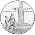 2017 Boys Town Commemorative Clad Proof Obverse