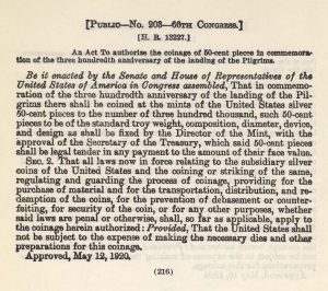 Historic legislation, May 12, 1920. Full text is duplicated in the body of this page.