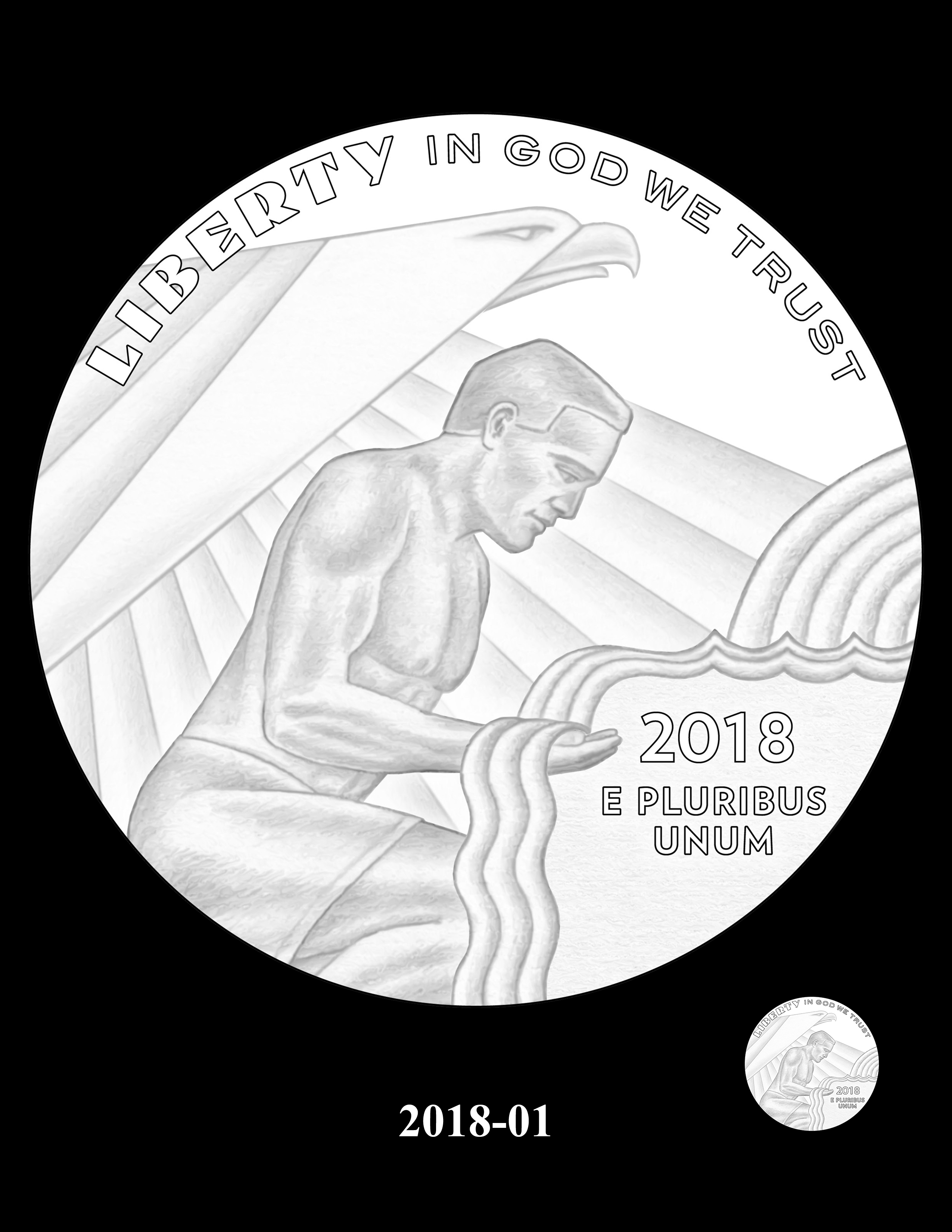 SET01-2018-01 - 2018 2019 and 2020 American Eagle Platinum Proof Program