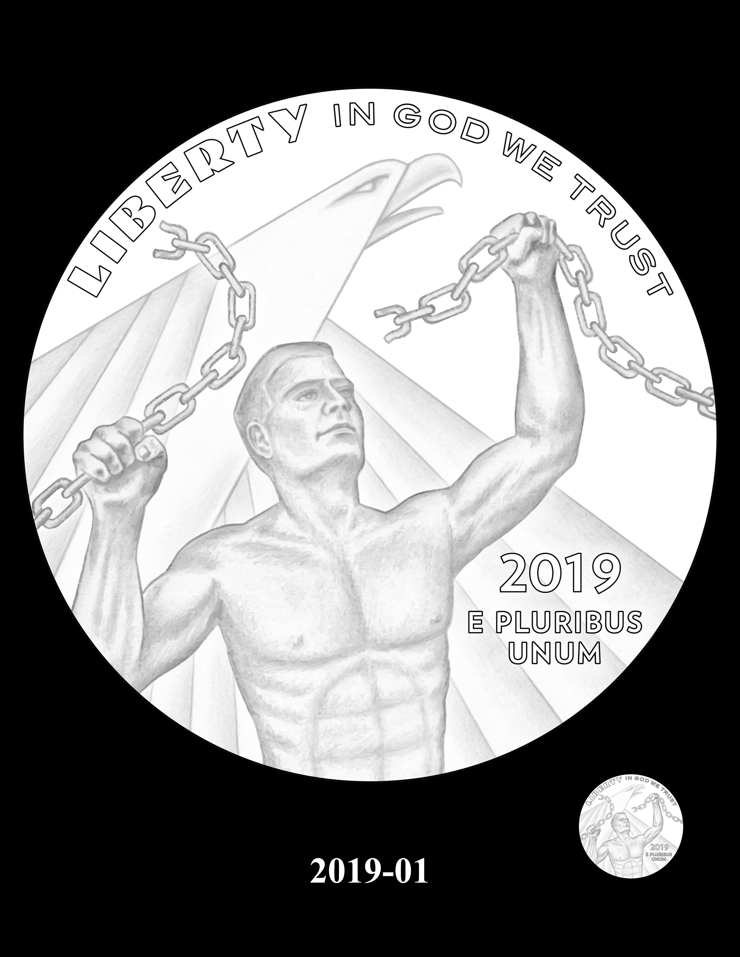 SET01-2019-01 - 2018 2019 and 2020 American Eagle Platinum Proof Program
