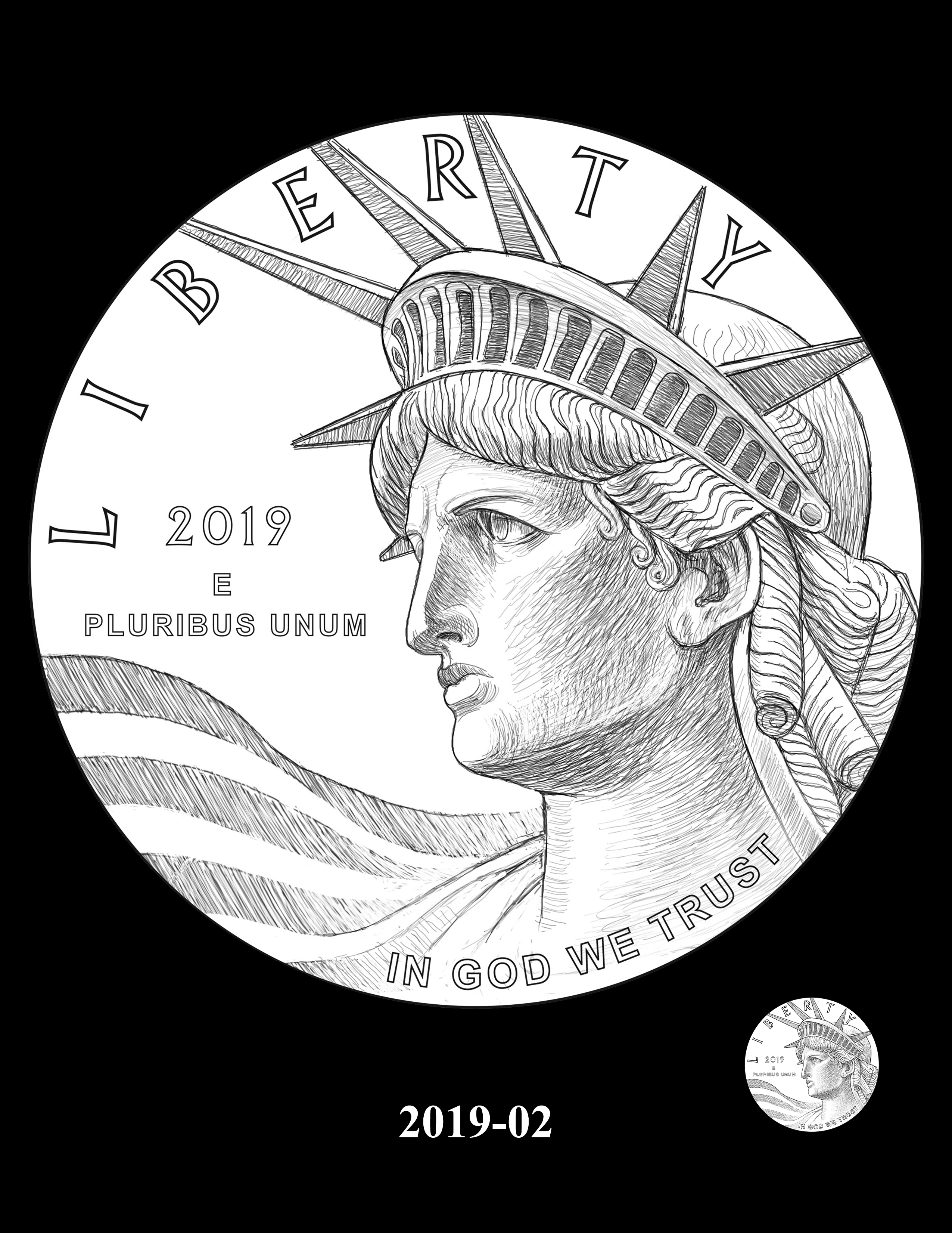 SET02-2019-02 - 2018 2019 and 2020 American Eagle Platinum Proof Program