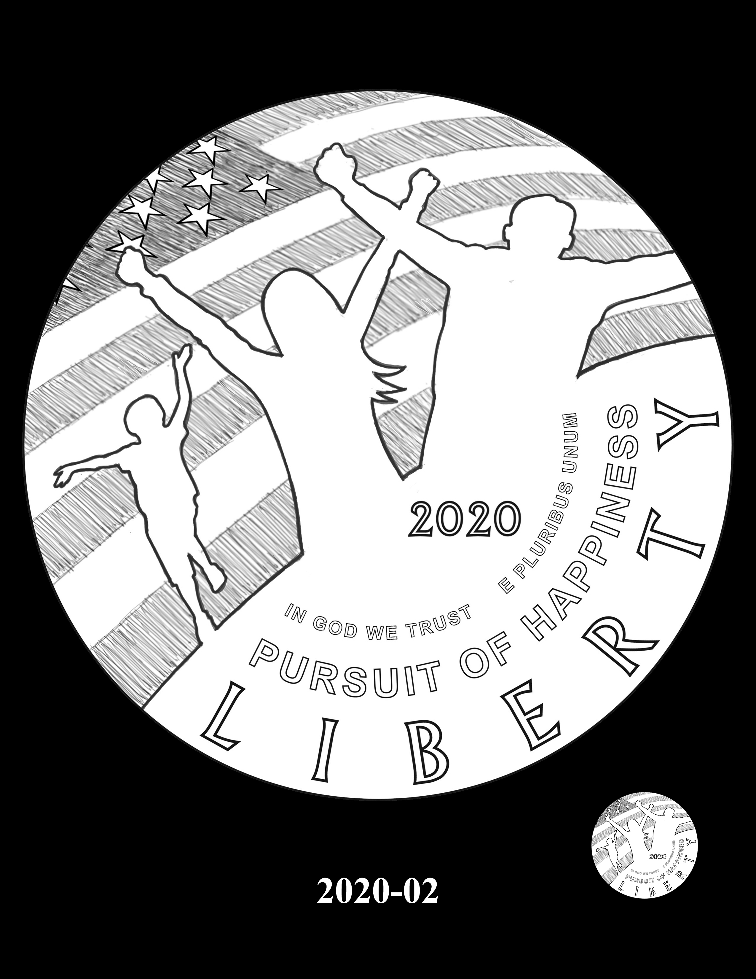 SET02-2020-02 - 2018 2019 and 2020 American Eagle Platinum Proof Program