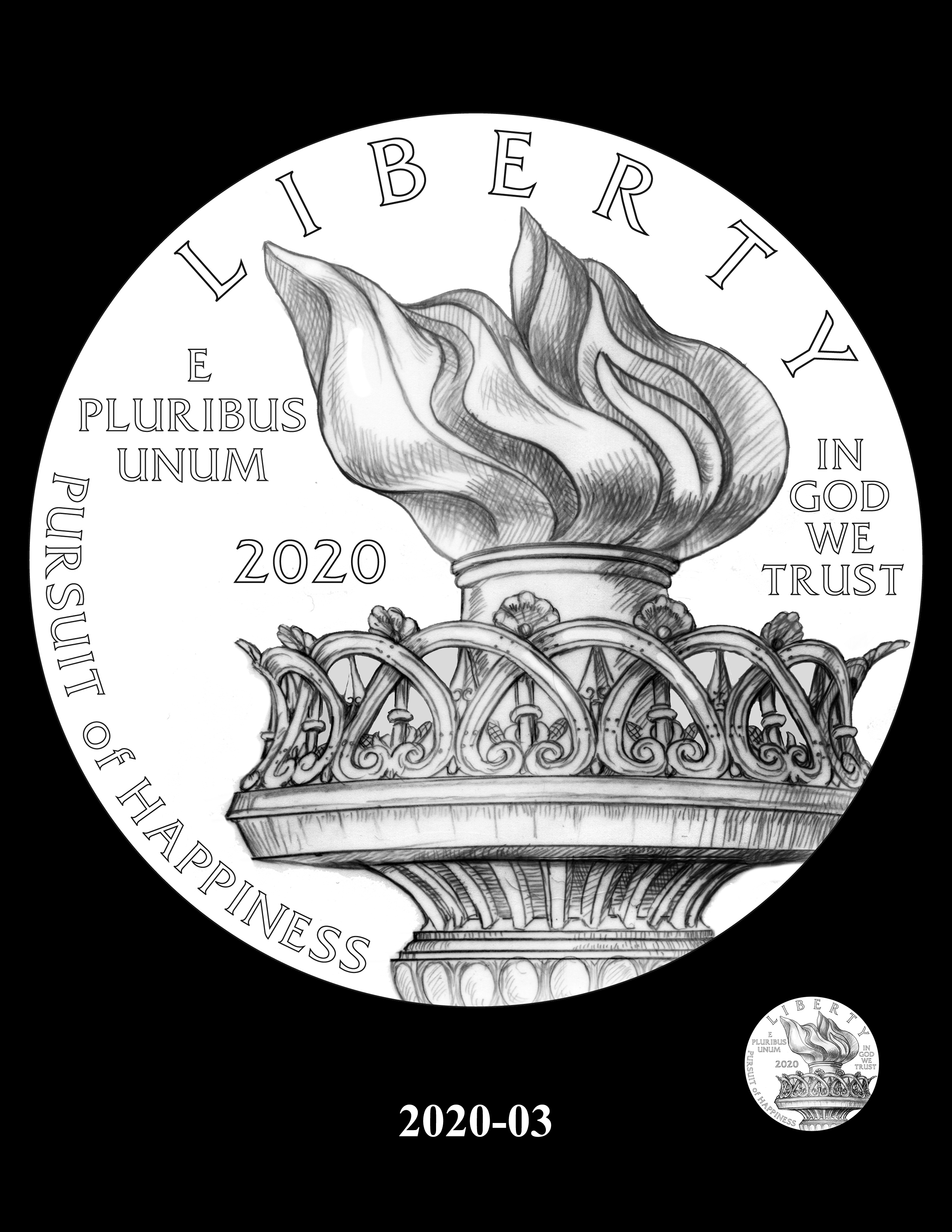 SET03-2020-03 - 2018 2019 and 2020 American Eagle Platinum Proof Program