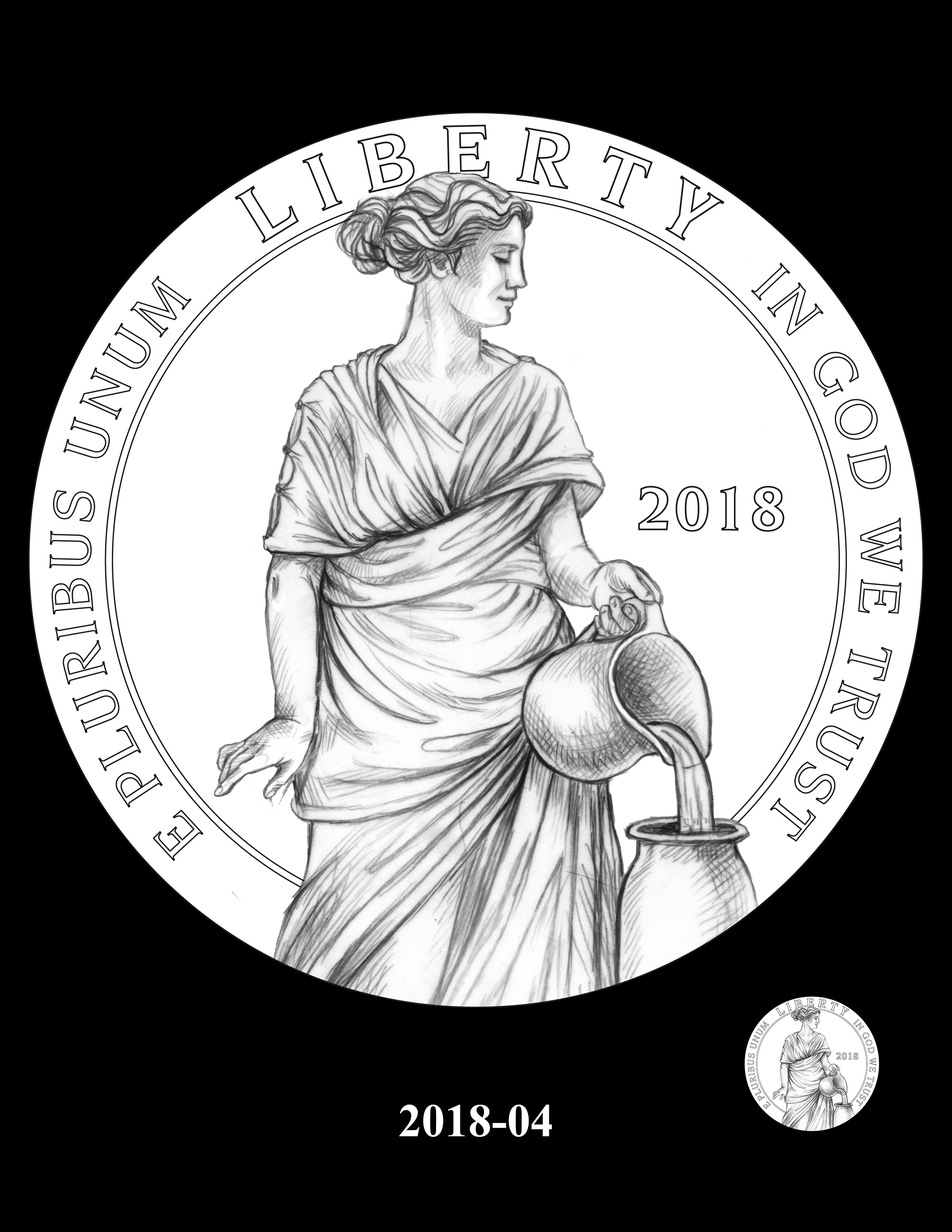 SET04-2018-04 - 2018 2019 and 2020 American Eagle Platinum Proof Program