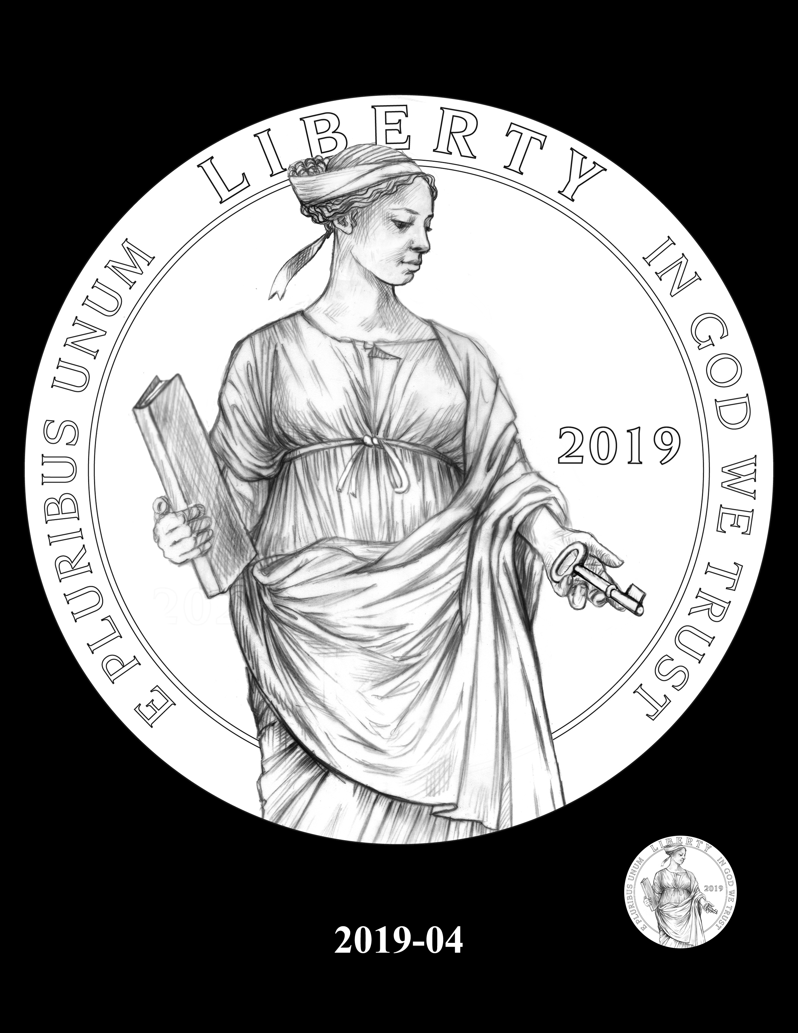 SET04-2019-04 - 2018 2019 and 2020 American Eagle Platinum Proof Program
