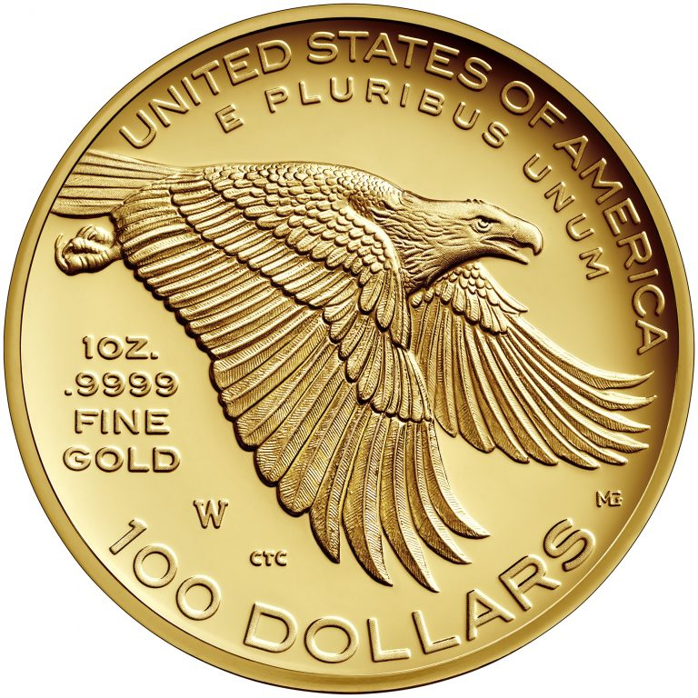 2017 American Liberty 225th Anniversary Gold Coin Reverse