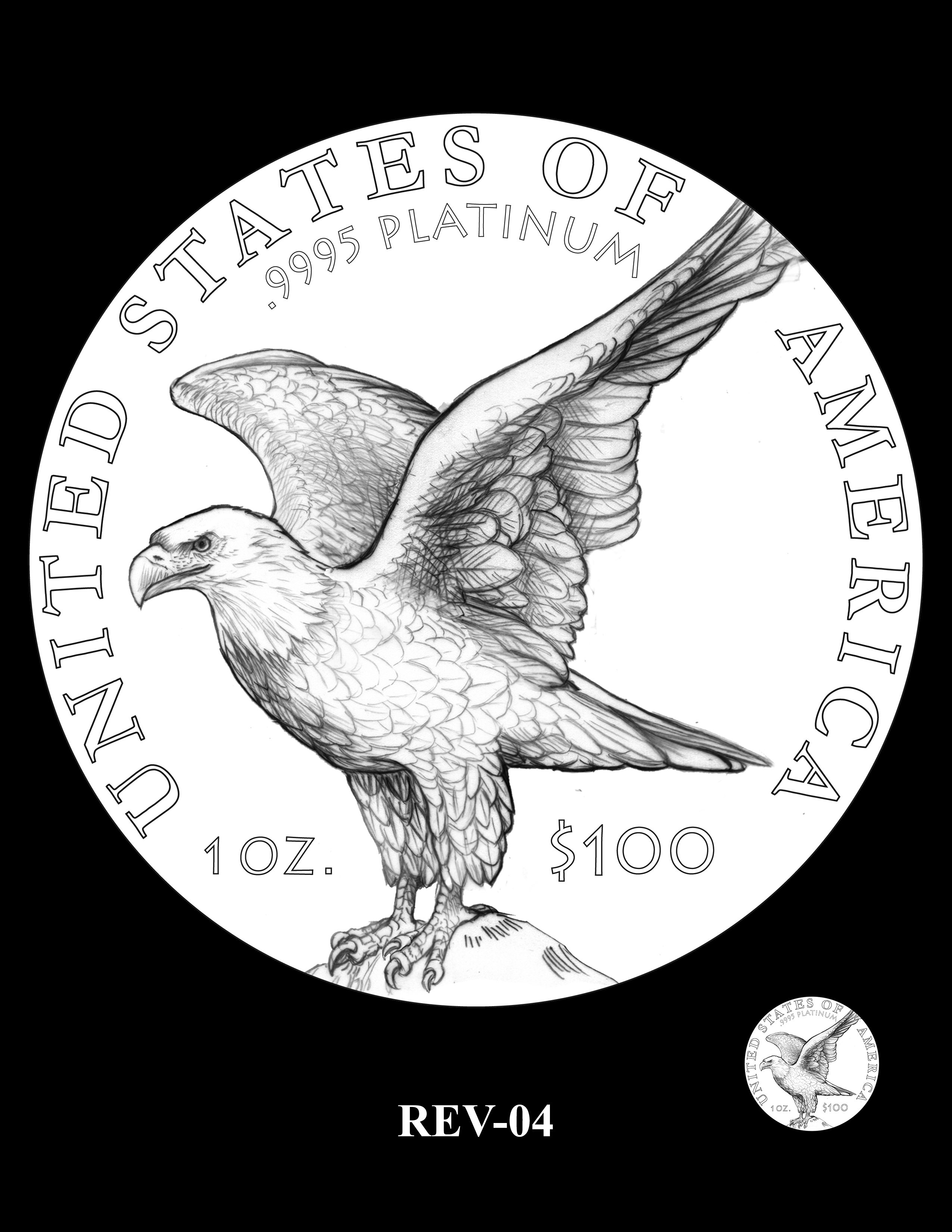 SET04-REV-04 - 2018 2019 and 2020 American Eagle Platinum Proof Program