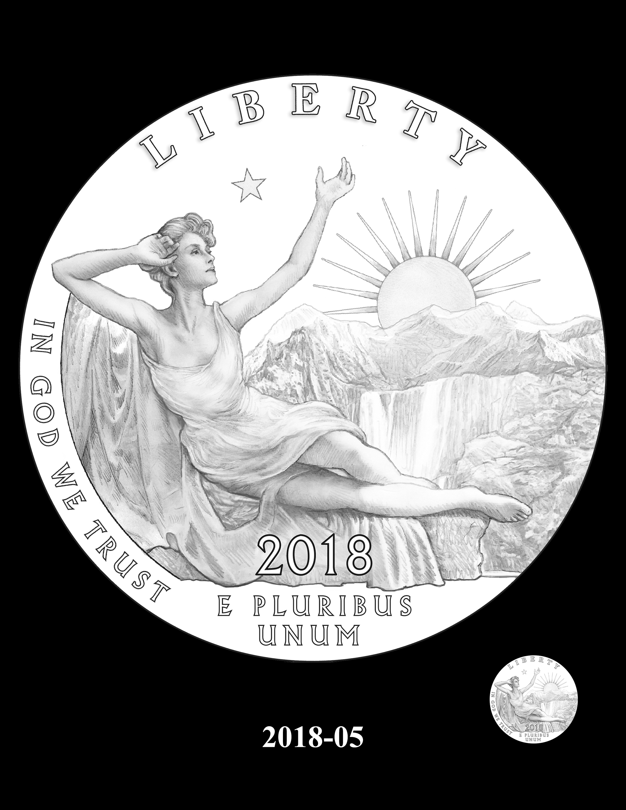 SET05-2018-05 - 2018 2019 and 2020 American Eagle Platinum Proof Program