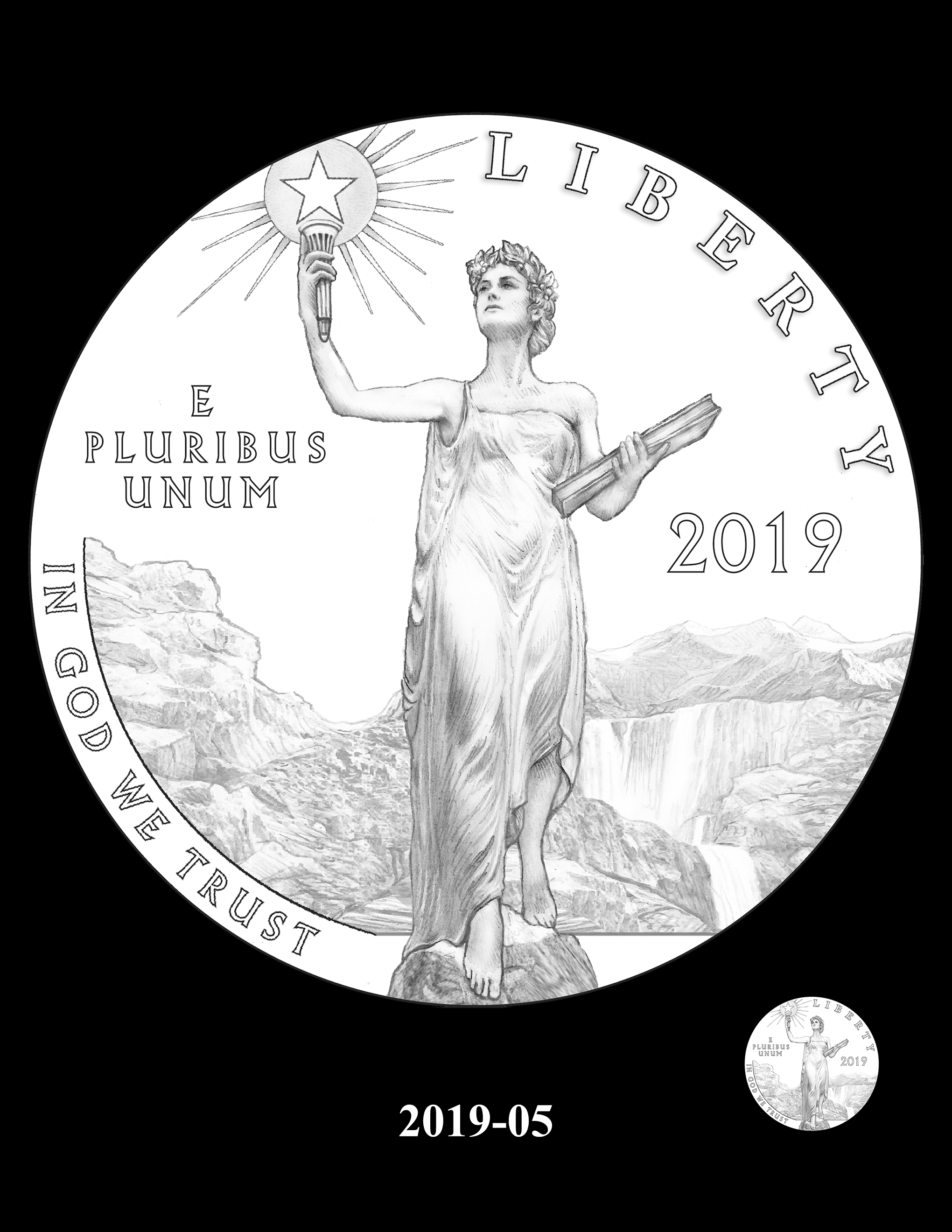 SET05-2019-05 - 2018 2019 and 2020 American Eagle Platinum Proof Program