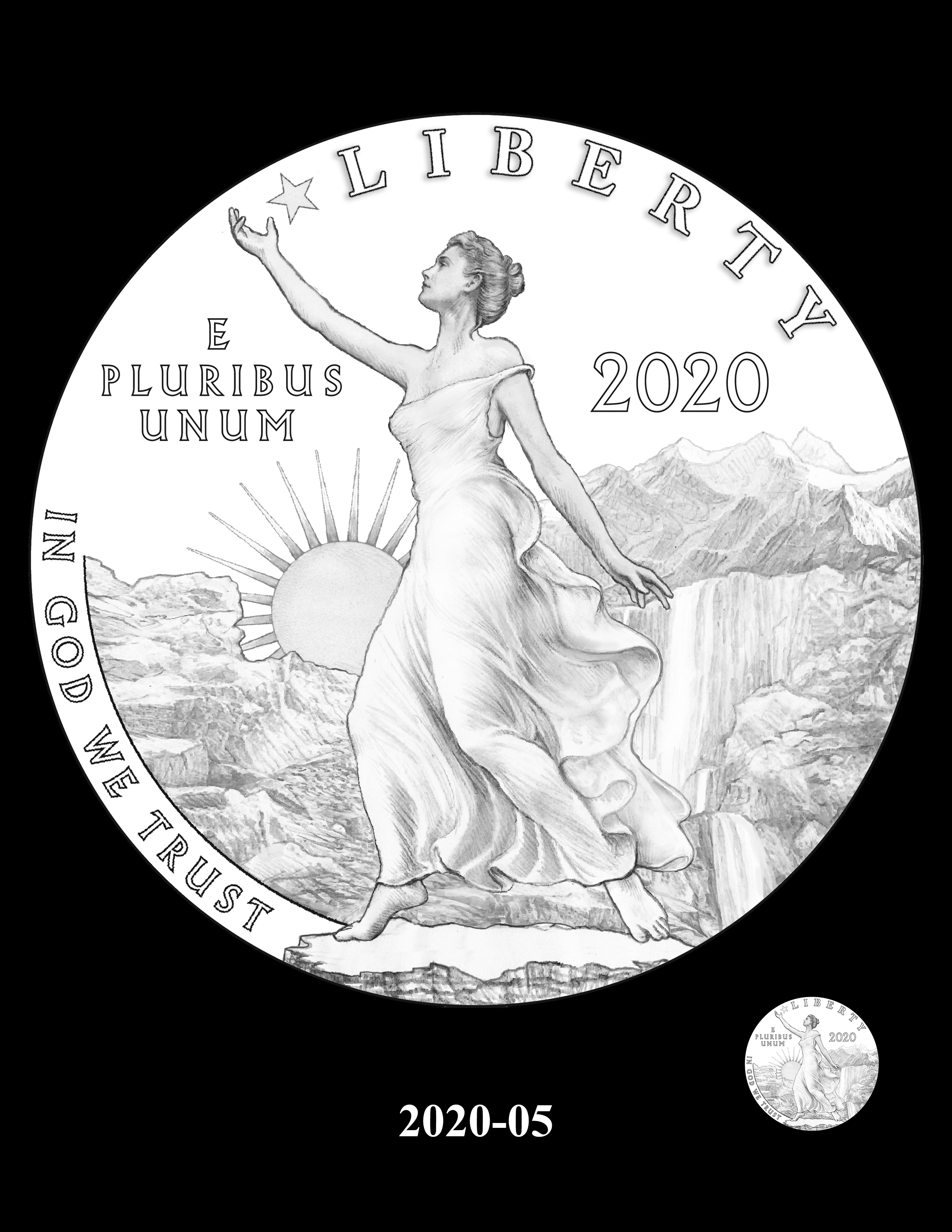 SET05-2020-05 - 2018 2019 and 2020 American Eagle Platinum Proof Program