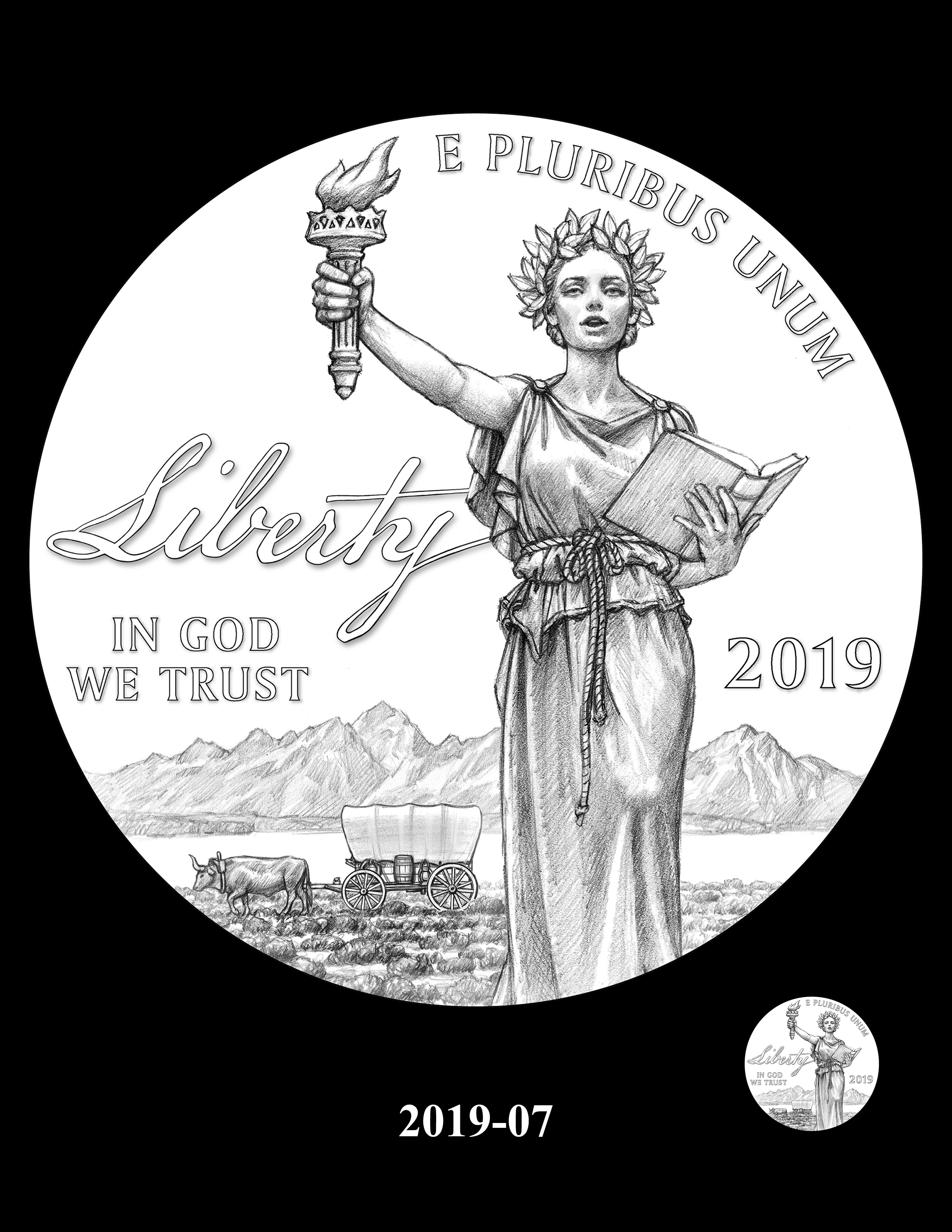 SET07-2019-07 - 2018 2019 and 2020 American Eagle Platinum Proof Program
