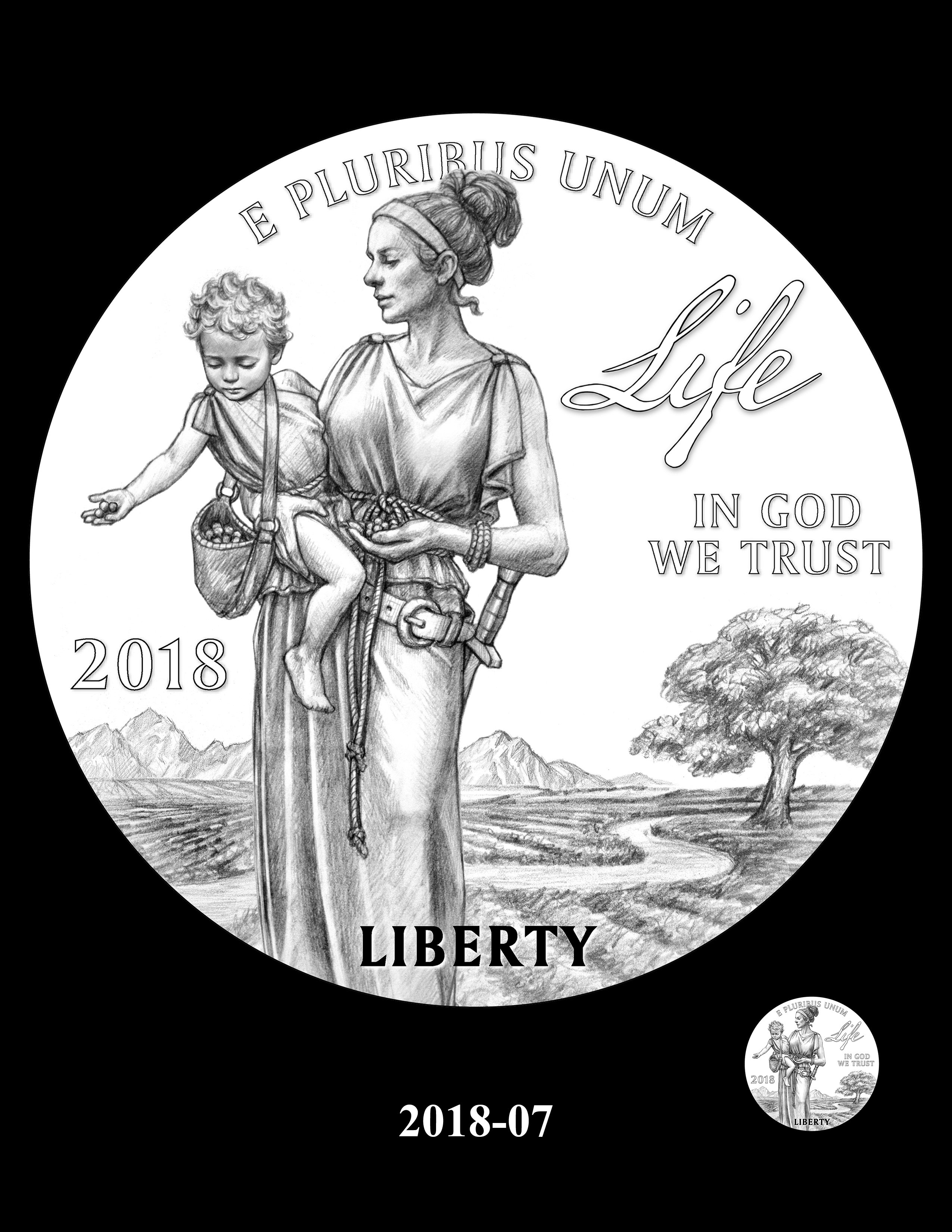 SET07A-2018-07 - 2018 2019 and 2020 American Eagle Platinum Proof Program