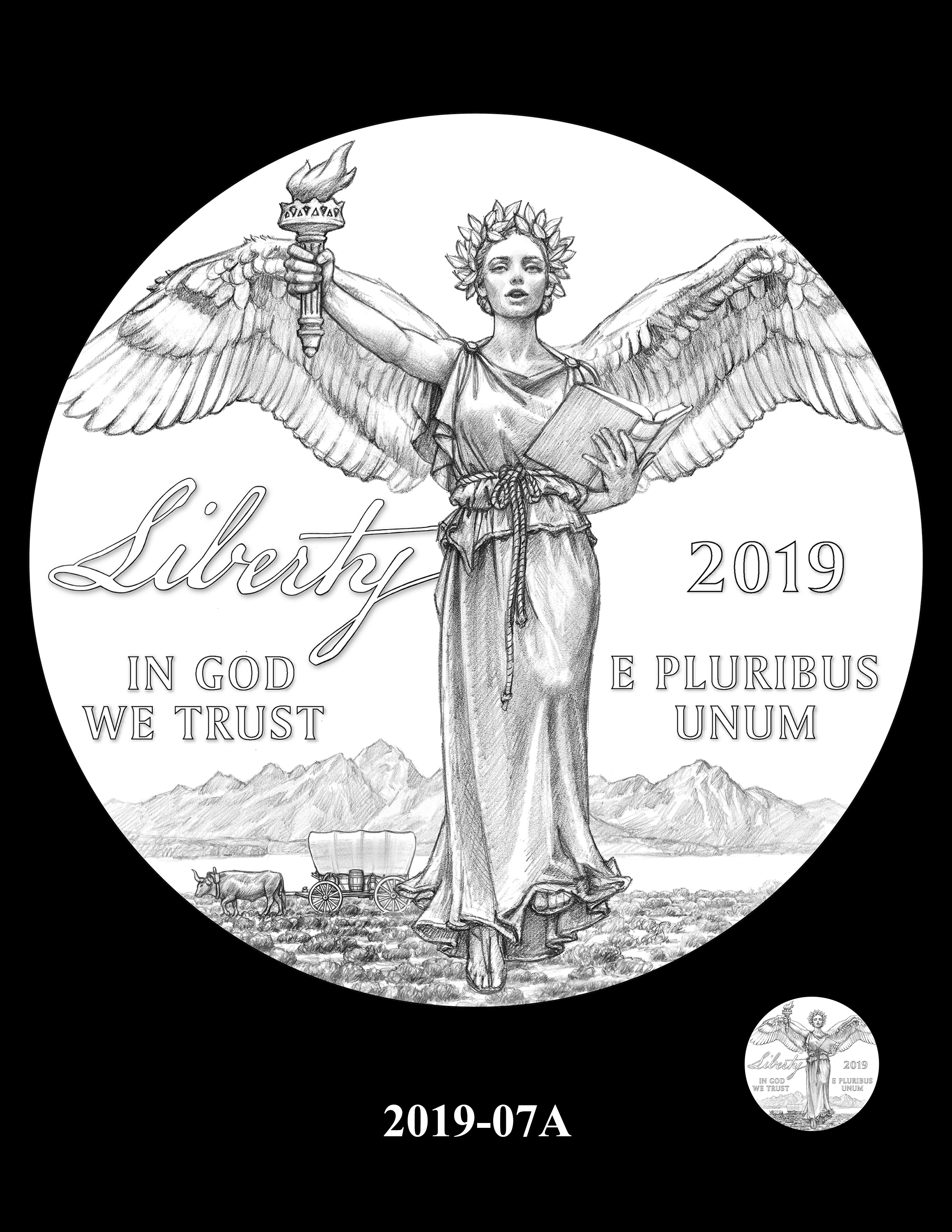 SET07A-2019-07A - 2018 2019 and 2020 American Eagle Platinum Proof Program