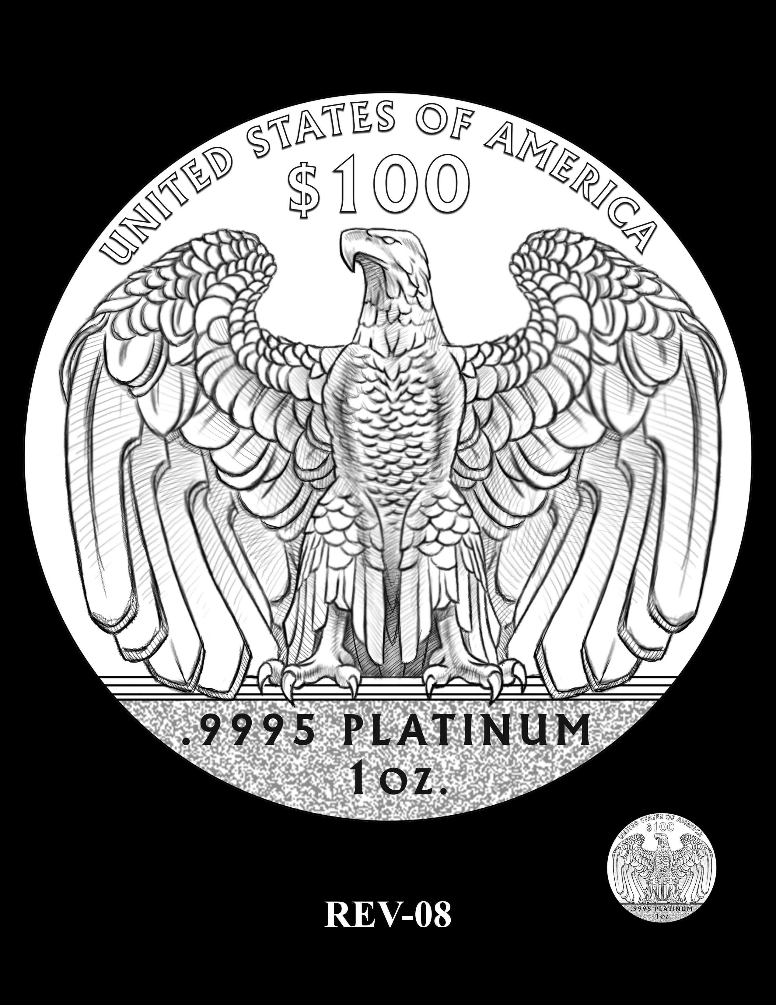 SET08-REV-08 - 2018 2019 and 2020 American Eagle Platinum Proof Program