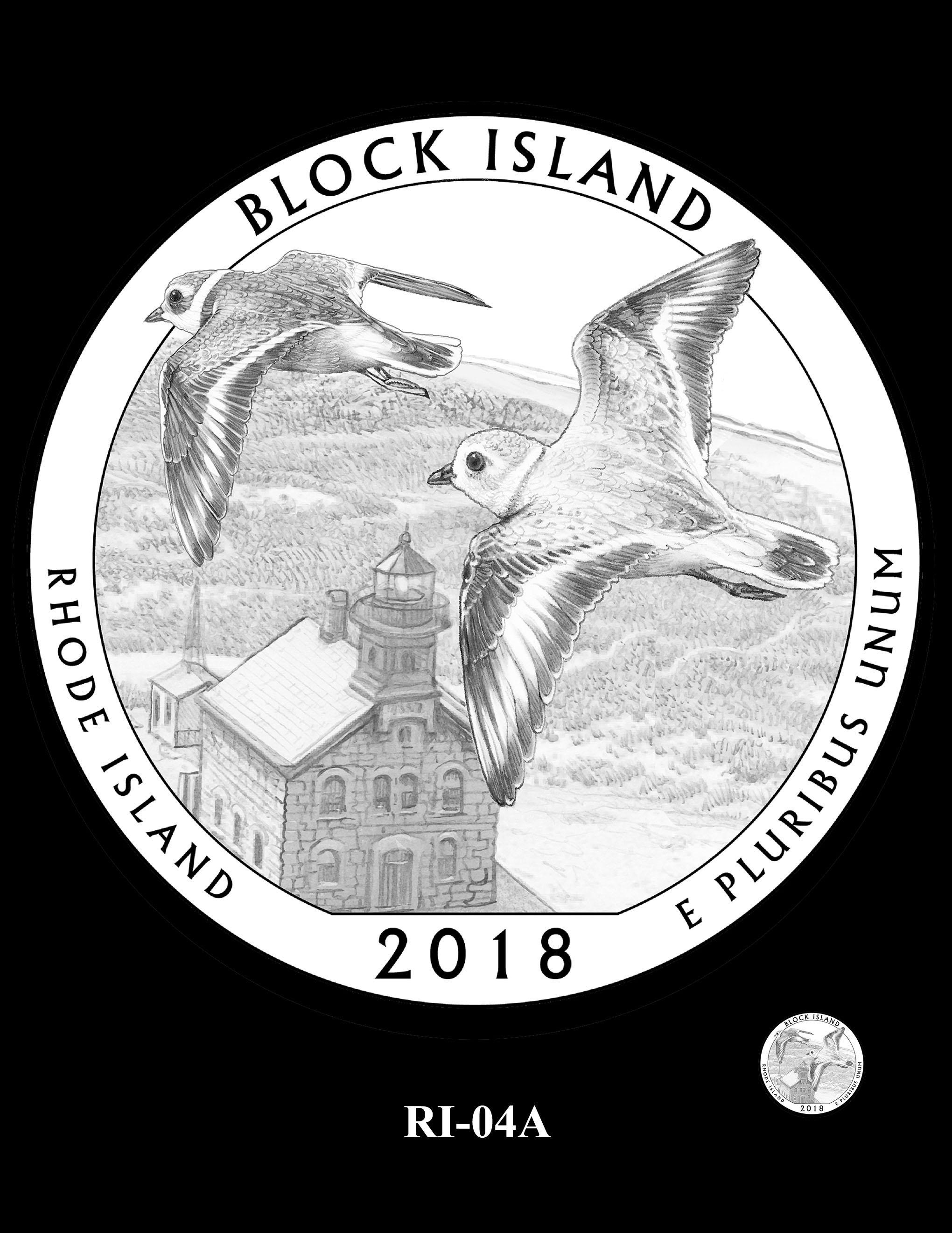 RI-04A -- 2018 America the Beautiful® Quarters Program