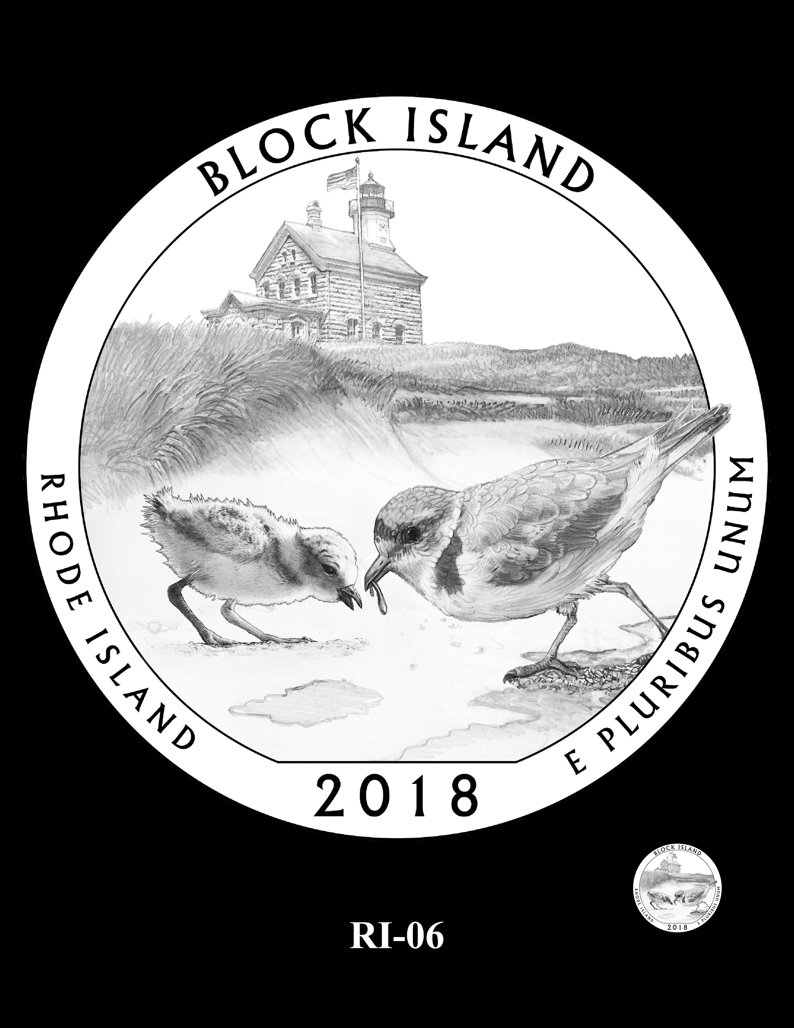 RI-06 -- 2018 America the Beautiful® Quarters Program