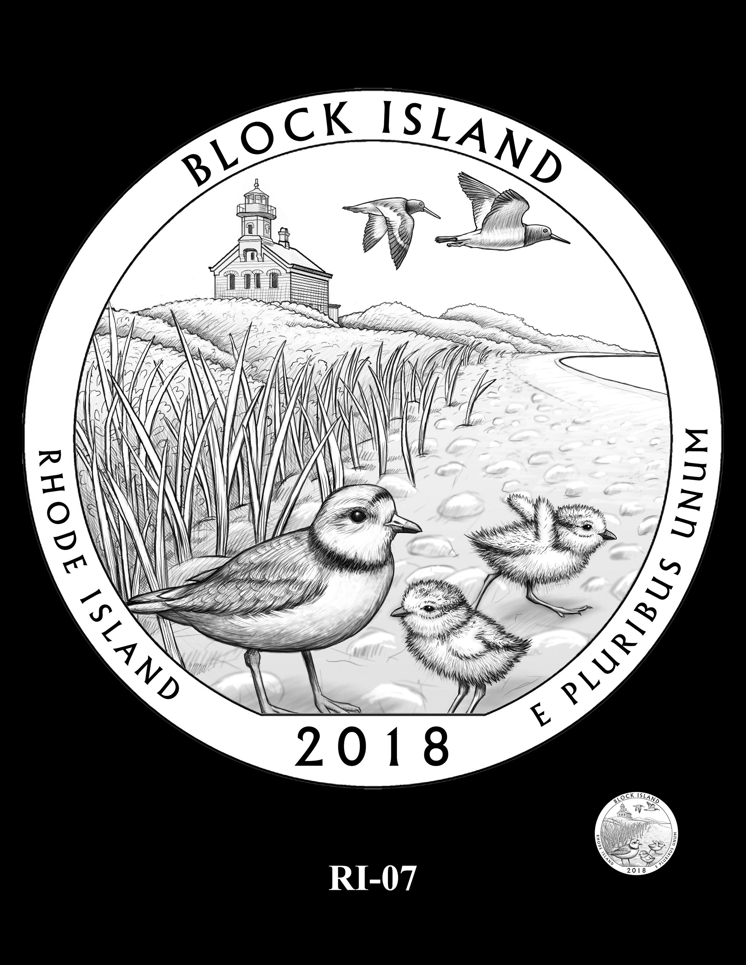 RI-07 -- 2018 America the Beautiful® Quarters Program