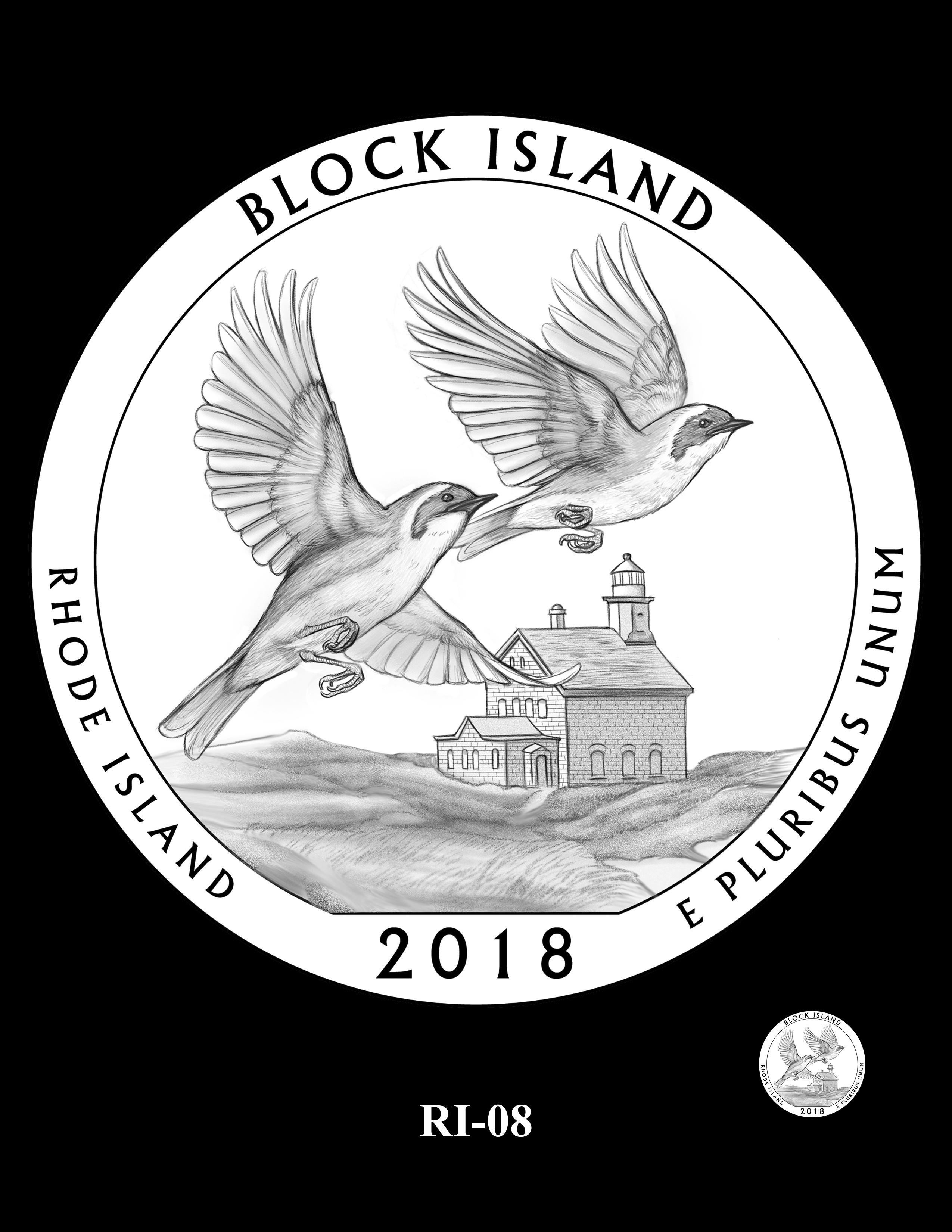 RI-08 -- 2018 America the Beautiful® Quarters Program