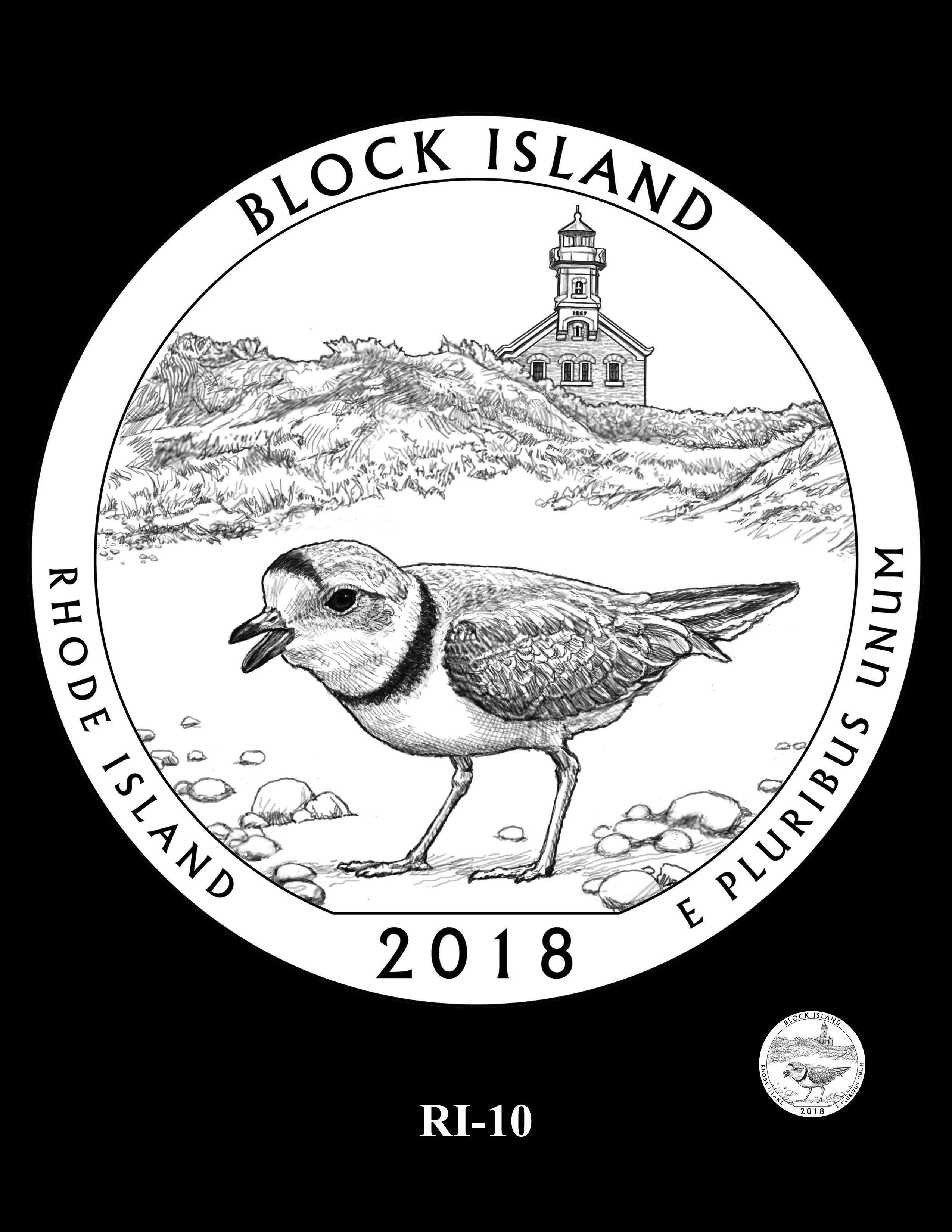 RI-10 -- 2018 America the Beautiful® Quarters Program