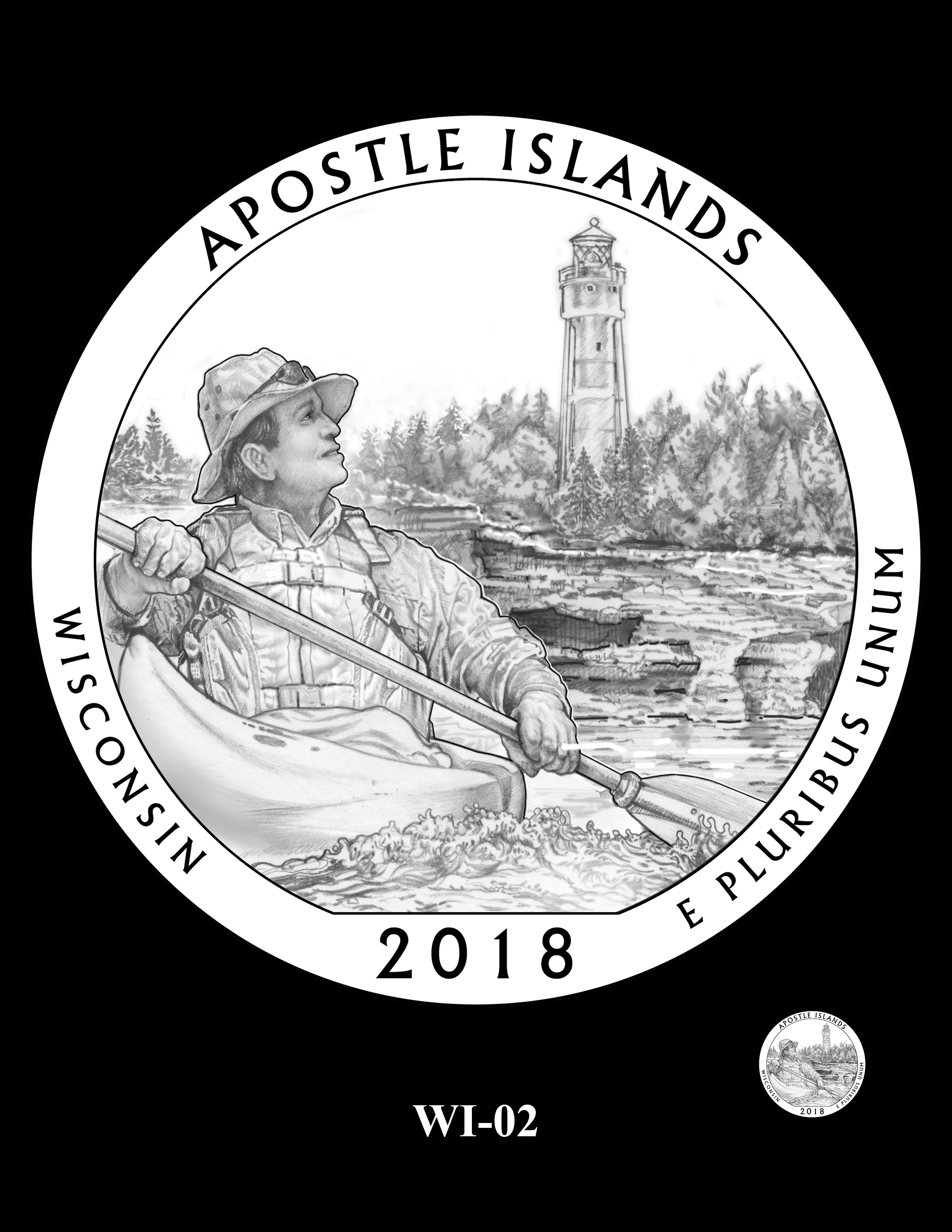 WI-02 -- 2018 America the Beautiful® Quarters Program