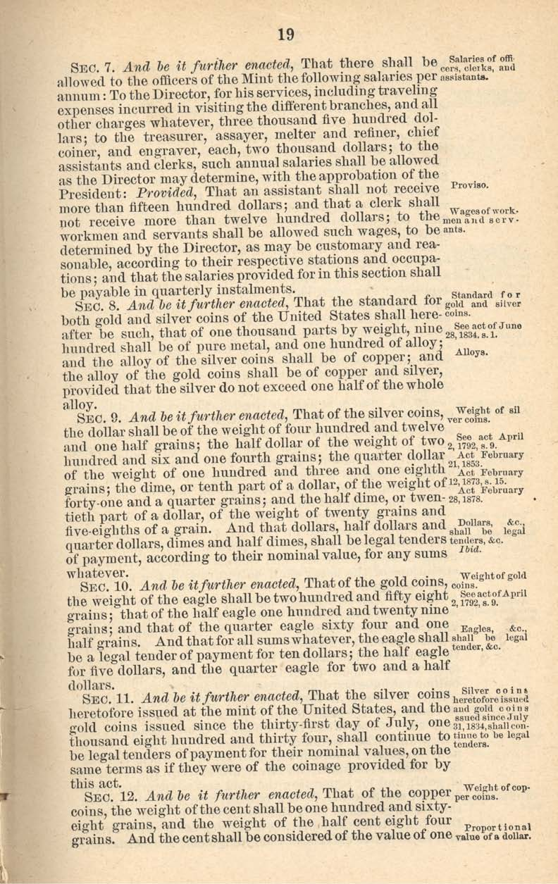Historic Legislation: Act of January 18, 1837, Page 3