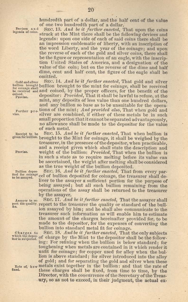Historic Legislation: Act of January 18, 1837, Page 4